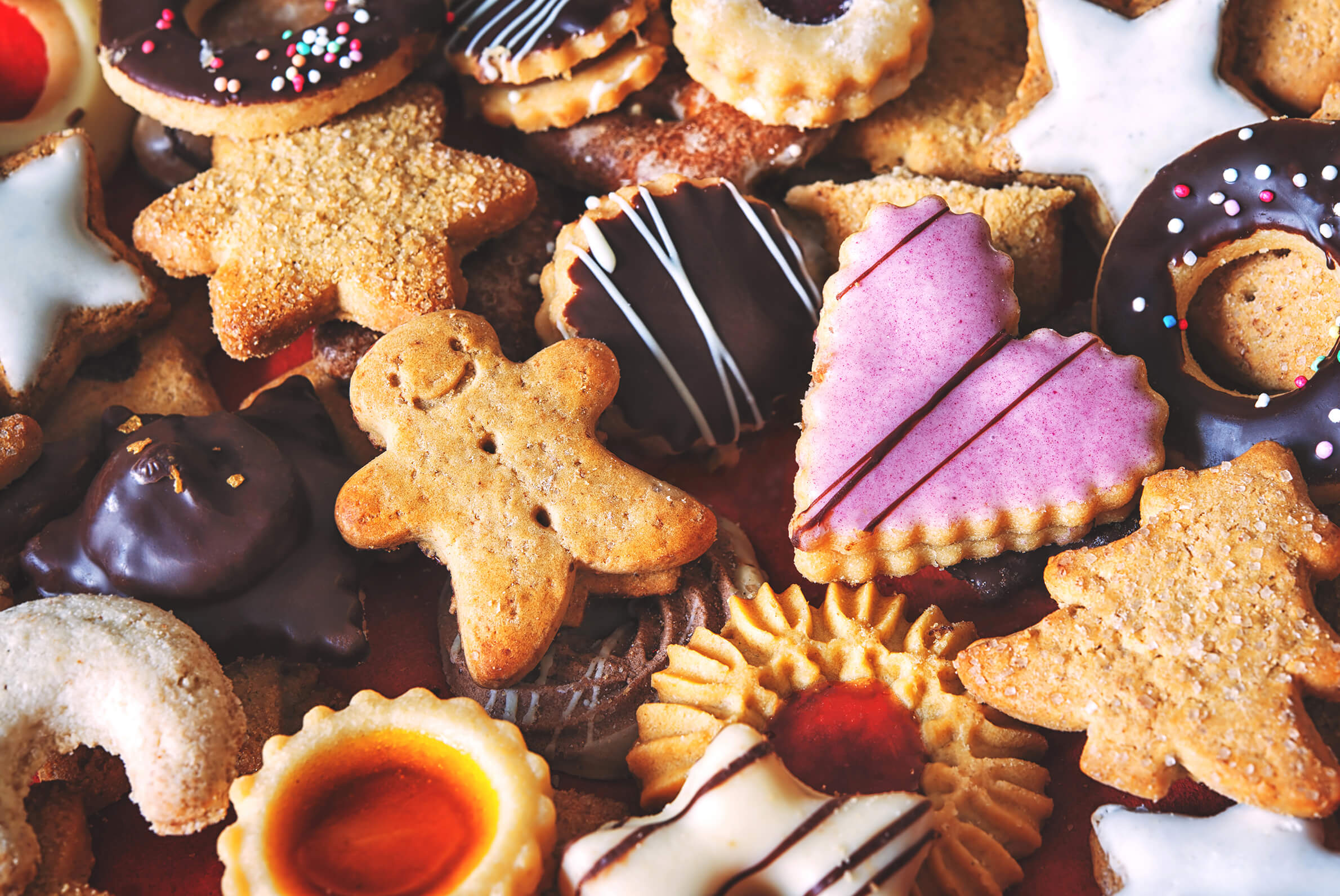 Here are just a few holiday cookie recipes that will make an impression.